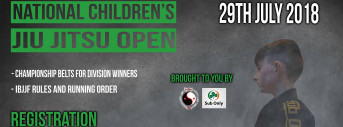 National Childrens Jiu Jitsu Open