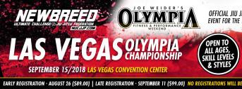 NEWBREED Las Vegas Olympia Championship