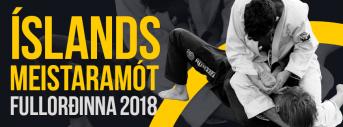 Íslandsmeistaramót Fullorðinna 2018 - BJÍ