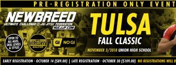 NEWBREED Tulsa Fall Classic