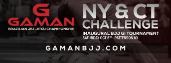 Gaman BJJ Championship - NY & CT Challenge