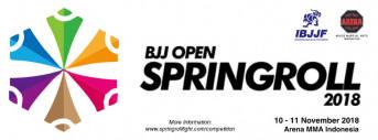 Springroll BJJ Open 2018