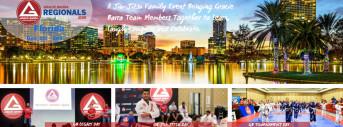Gracie Barra Florida Regionals