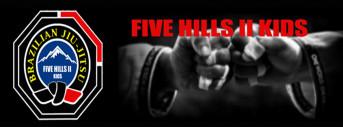 FIVE HILLS II - KIDS JIU-JITSU CHAMPIONSHIP
