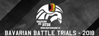 Bavarian BJJ Battle Trials 2018 - Open Tournament