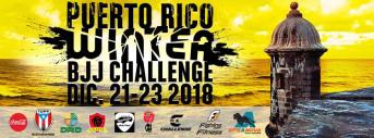 Winter Challenge PR