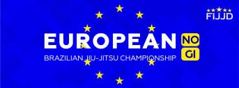 EUROPEAN OPEN BJJ NOGI - FIJJD 2018