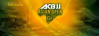ACB JJ ASIAN  OPEN CHAMPIONSHIP GI