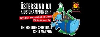 Östersund BJJ Kids Championship