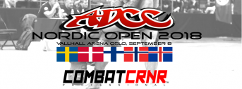 ADCC Nordic Open 2018