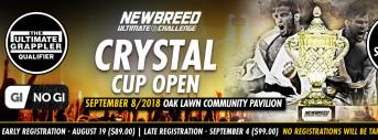 NEWBREED Crystal Cup Open