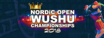 Nordic Open Wushu Championships - TAOLU