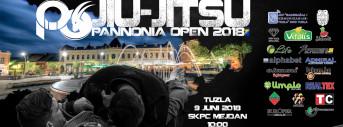 BJJ Pannonia Open 2018