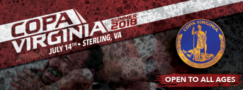 Copa Virginia - Summer 2018