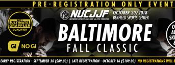 NEWBREED Baltimore Fall Classic