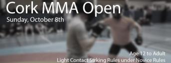 Cork Open MMA Championships 2017
